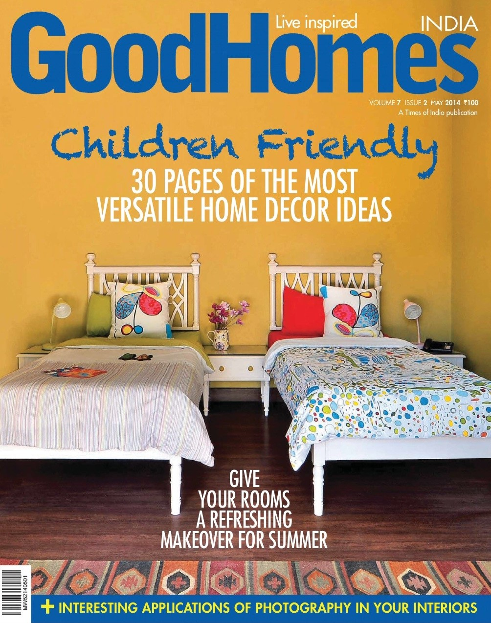 Good Homes Magazine May 2014