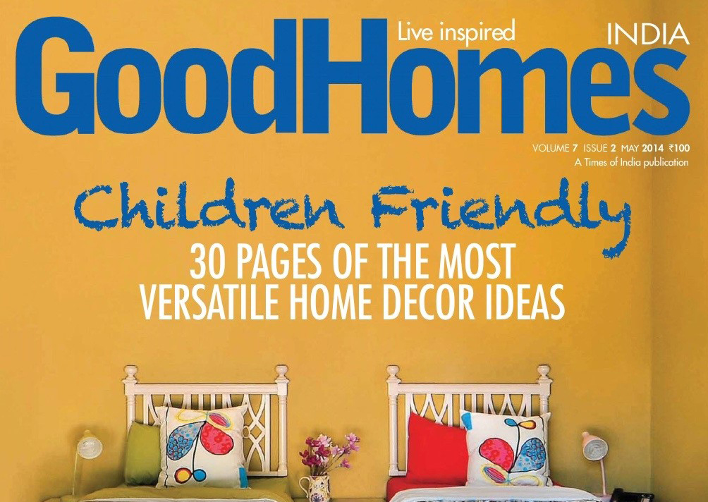 Good Homes May 2014