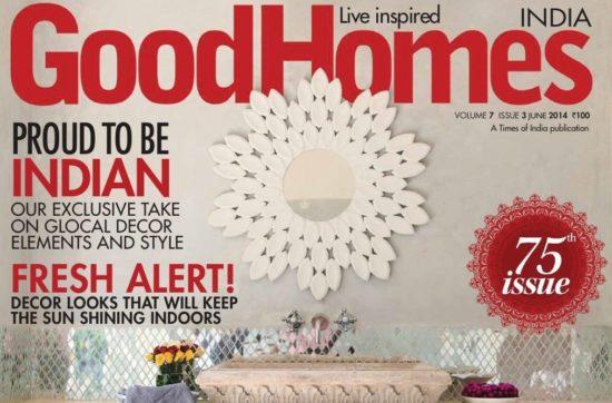 Good Homes Magazine June 2014