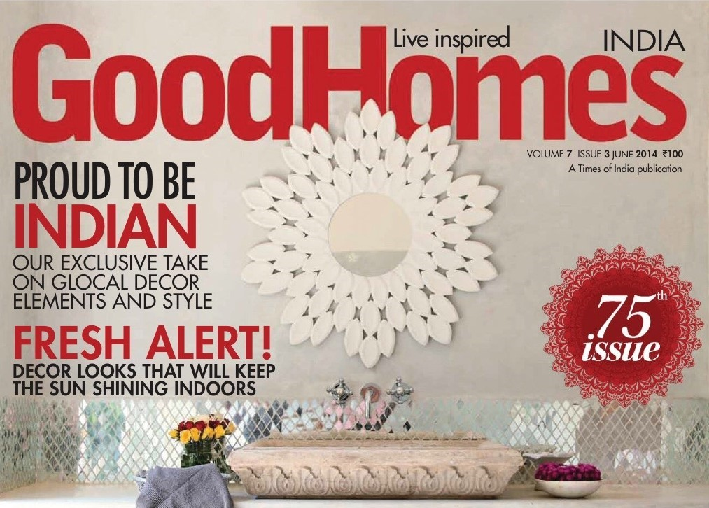 Good Homes Magazine June 2014