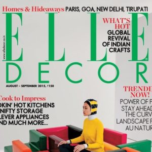 Elle Decor September 2015