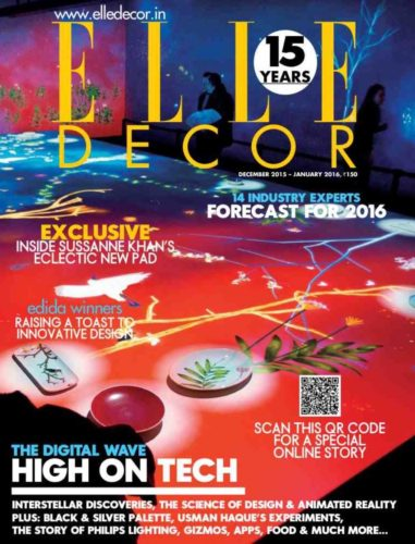 Elle Decor December 2015