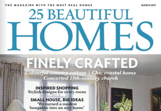 25 beautiful homes march 2017
