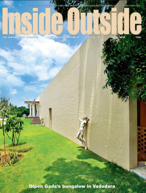 Inside Outside India April 2016