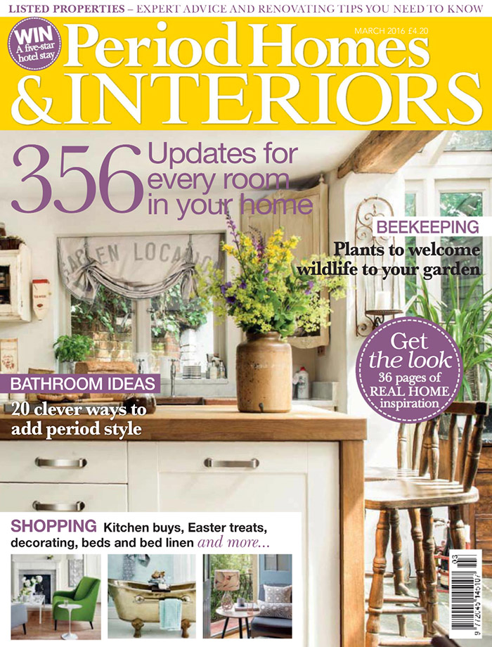 Period Homes And Interiors 2016
