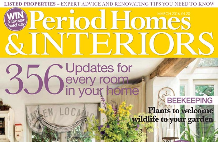 Period Homes and Interiors March 2016