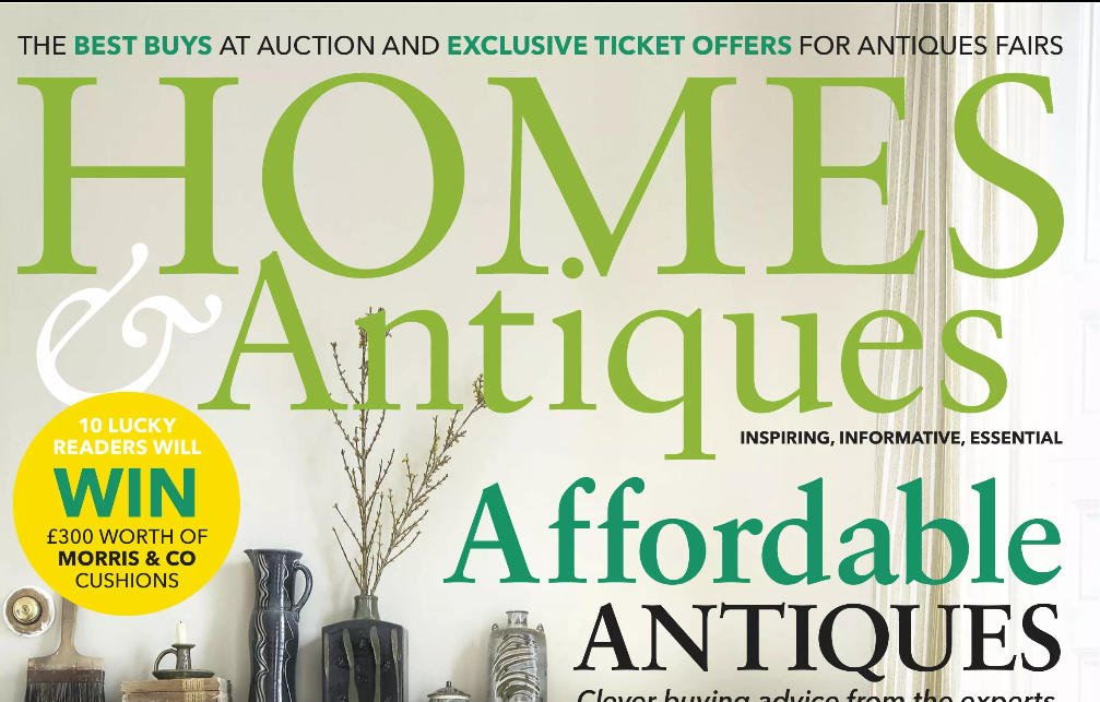 Homes and Antiques April 2016