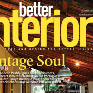 Better Interiors March 2017