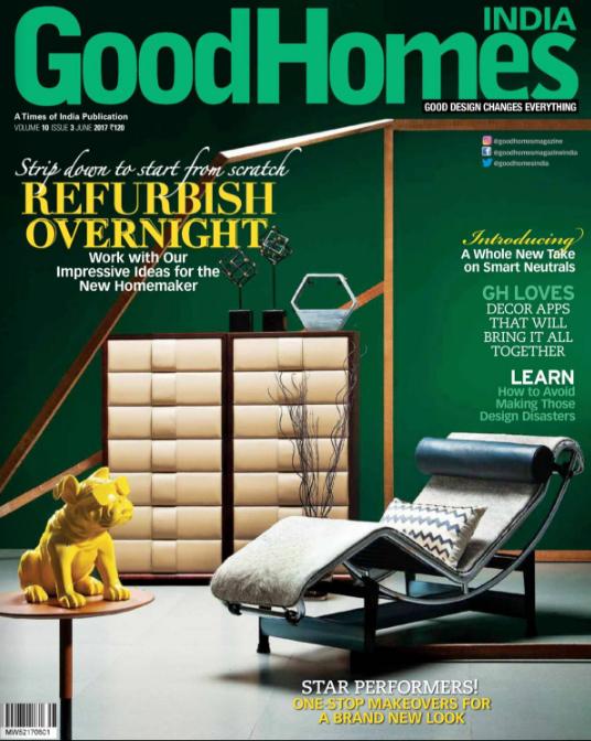 Good Homes Magazine June 2017
