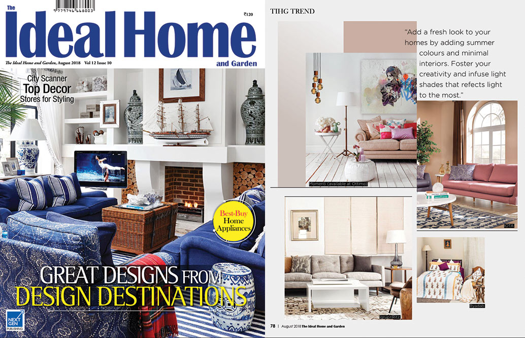 The Ideal Home and Garden August 2018 | Iqrup + Ritz on ideal city design, ideal sewing room design, ideal chicken coop design, ideal kitchen design, ideal food plot design, ideal architectural design,