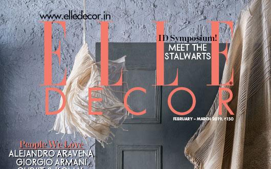 Elle Decor India Iqrup Ritz